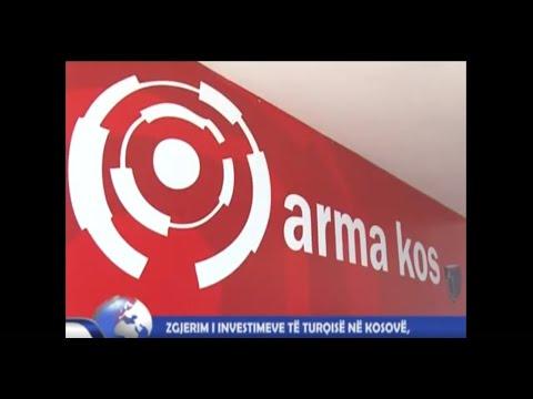ARMA KOSOVA BAYİ AÇILIŞI