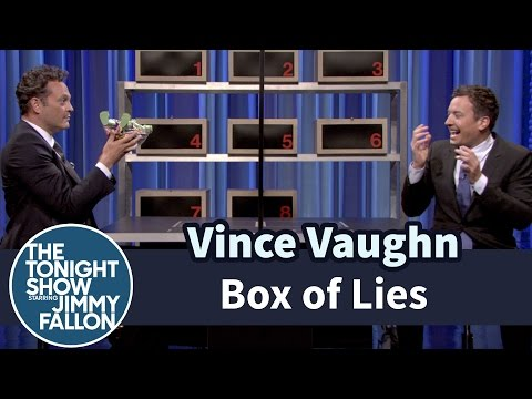 Box of Lies withVince Vaughn