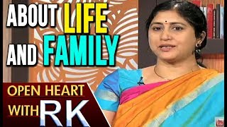 Dr Ramadevi About her Life and Family- Open Heart with RK-..
