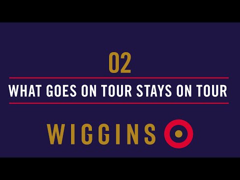 On tour with Team WIGGINS | Episode 02 | What goes on tour