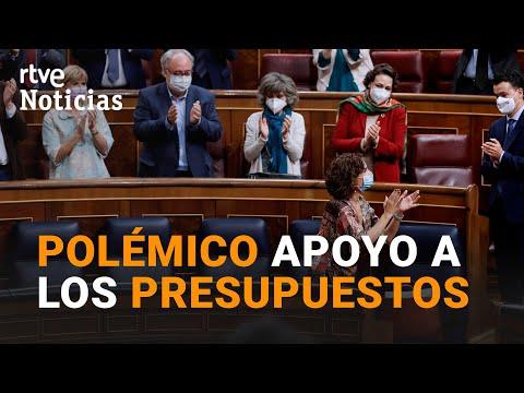 En qué se GASTAN los PRESUPUESTOS polémicos por el APOYO de BILDU | RTVE