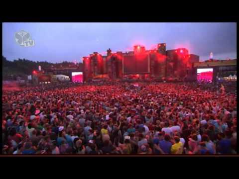 Baixar Skrillex - Tomorrowland 2012