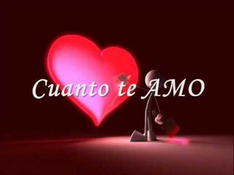 Te Amo - una cancion dedicada especialmente para t