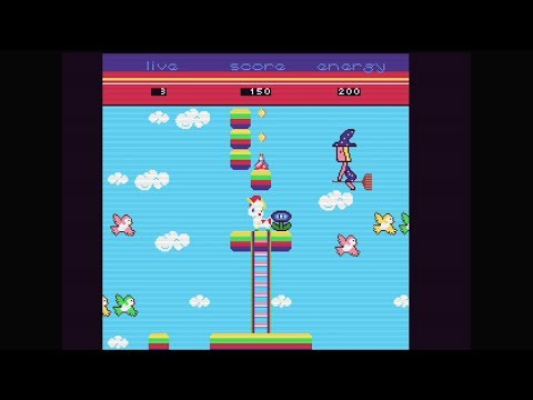 Elfie The Unicorn (2018) | Preview RC1 | Amiga | Homebrew World