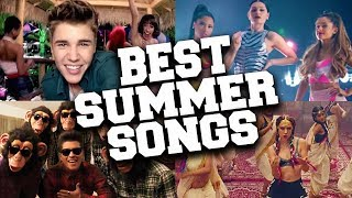 Top 100 Most Popular Summer Songs of All Time (Updated in May 2020)