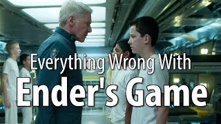 Everything Wrong With Ender's Game In 16 Minutes Or Less