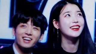 [ FULL COMPILATION ] BTS, Jungkook and IU Moments @ Melon Music Awards 2017 - Part 6