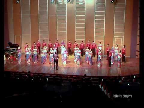 Infinito Singers sing Ronda Catonga