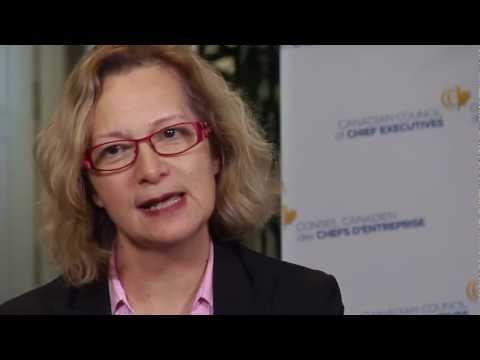 Jacynthe Côté on education & skills training