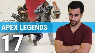 Vidéo-Test : APEX LEGENDS : Futur incontournable du Battle Royale ? | TEST