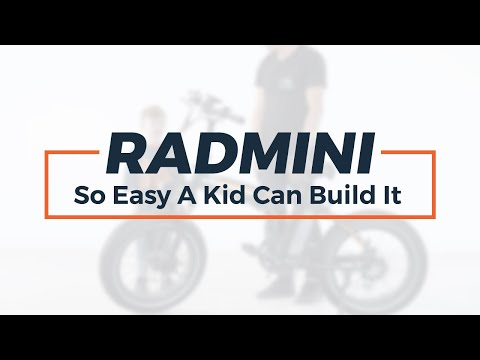 RadMini: So Easy A Kid Can Build It