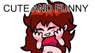 Cute and Funny [FNF ANIMATION]