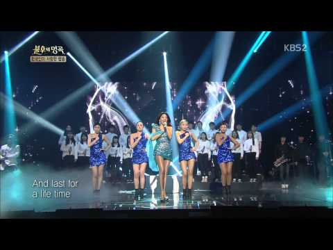 [HIT] 불후의명곡2 - 바다, 셀린 디온의 '마이 하트 윌 고 온 - My Heart Will Go On'.20150509