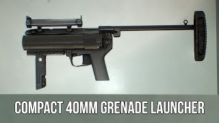 [Payday 2] Compact 40mm Grenade Launcher