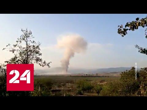 Россия готова к посредничеству в нагорно-карабахском конфликте