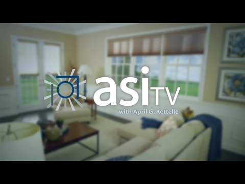 QMotion – Zigbee Shade Technology– ASiTV   Episode 26 - New York - LA - Miami - Naples