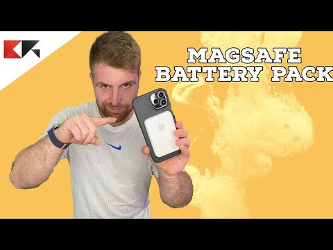 Vi mostro MagSafe Battery Pack: tutto qu …