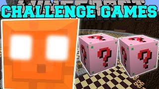 Minecraft: JELLY KING CHALLENGE GAMES - Lucky Block Mod - Modded Mini-Game