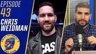 'I'm a nightmare matchup' for Israel Adesanya - Chris Weidman | Ariel Helwani's MMA Show