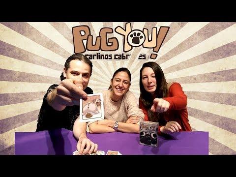 Yo Tenía Un Juego De Mesa TV #29: Pug You! Carlinos Cabr**es + Tomas Falsas