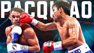 Manny Pacquiao vs Chris Algieri Knockdown Highlights