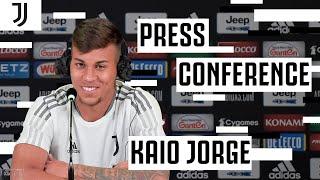 Kaio Jorge's official Juventus presentation! | Press conference | #WelcomeKaio