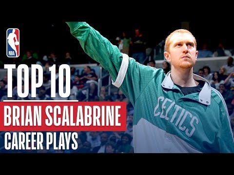Brian Scalabrine's Top 10 Plays of His Career!