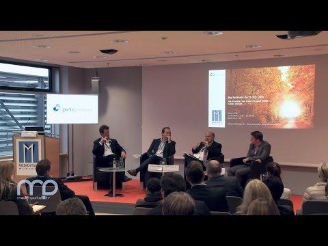 Diskussion: Big Business durch Big Data - Neue Erlöse für Publisher