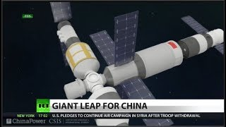 China to control space, knock out US satellites