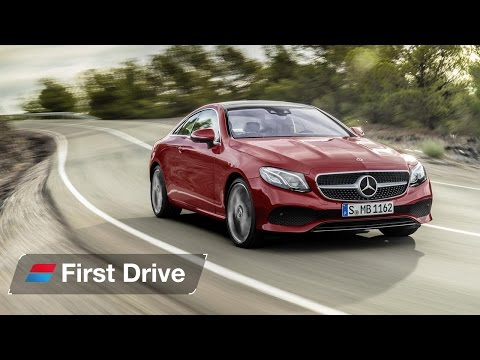 Mercedes E-Class Coupe first drive review