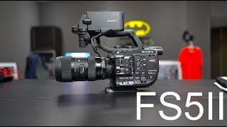 SONY FS5II إحتراف رسمي من شركة سوني -