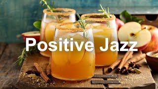 Positive Mood JAZZ - Sunny Jazz Cafe and Bossa Nova Music