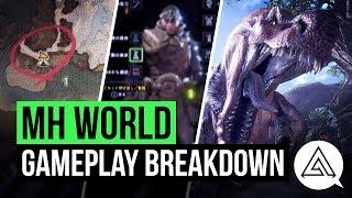 Monster Hunter World | Full Gameplay Breakdown
