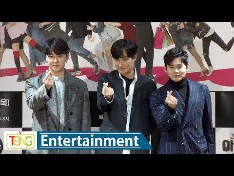 [풀영상] KANGTA(강타) 'IDOL MOMS'(아이돌맘) 제작발표회 (S.M.Entertainment, 장진영, 김태우)