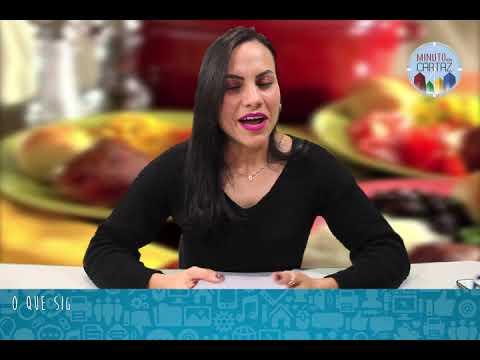 Minuto em Cartaz: Dicas de alimentação com- Doutora Munique Barreto