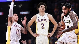 Lonzo Ball LEADS Lakers to VICTORY Over Playoff Contenders! Lakers vs Grizzlies!