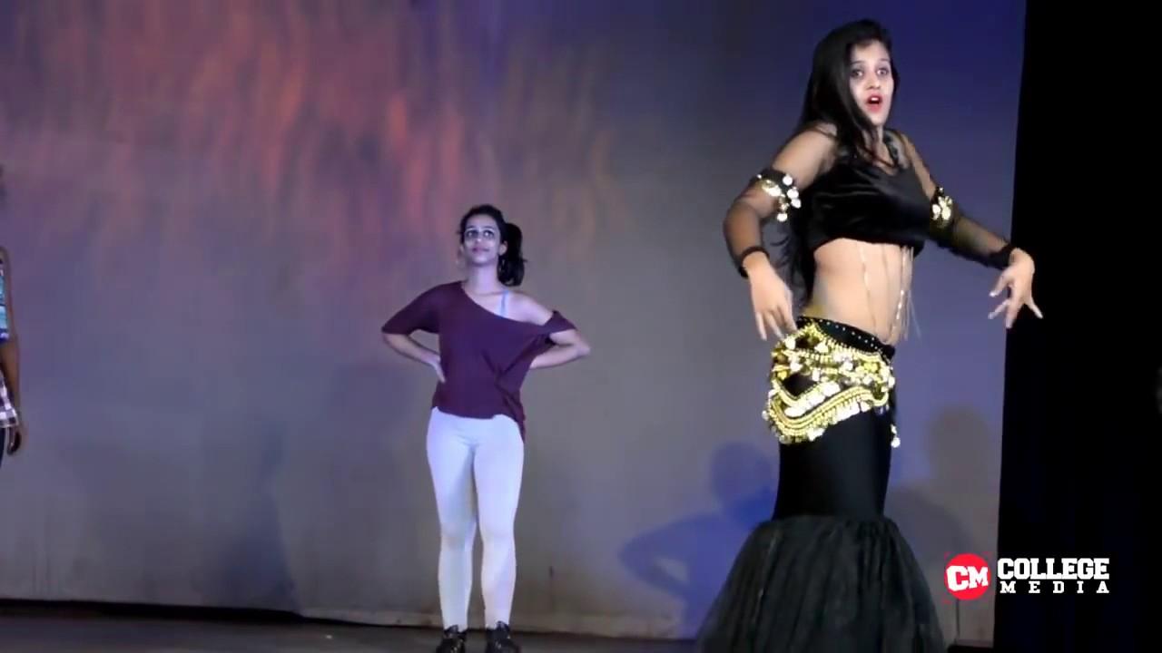 সানি লিওনকে হারালেন পাঁচ কলেজ ছাত্রী! ভাইরাল 'বেলি ডান্স', দেখুন ভিডিও   YouTube