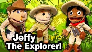 SML Movie: Jeffy The Explorer!