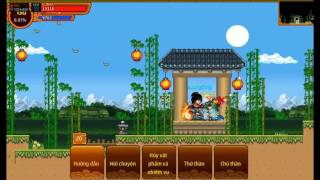 Ninja School Online Kunai 130 : Thánh Nữ Ku Rất Nai Bán Hành Thiên Bảng Cực Phấn Khích
