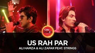 Us Rah Par – Ali Hamza – Ali Zafar Ft Strings – Coke Studio