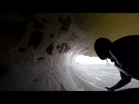 Gopro: Andrew Gesler 's Frosty Jersey Barrels Wins Himself GoPro Of The World for January