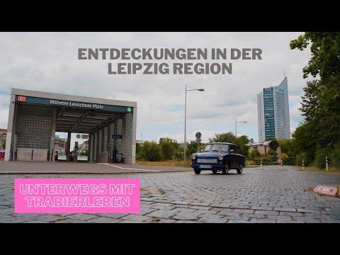 Entdeckungen in der Leipzig Region: Unterwegs mit TRABIerleben