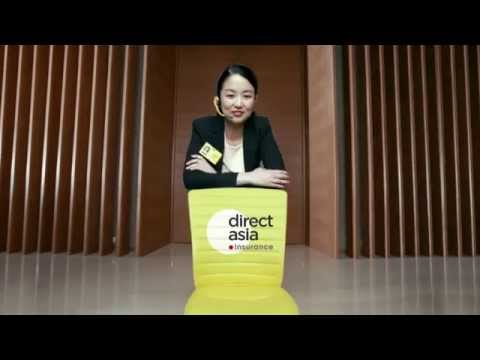 DirectAsia Insurance – Faster Settlement with a Personal Claims Specialist