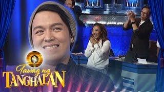 Tawag ng Tanghalan: Sam receives a standing ovation