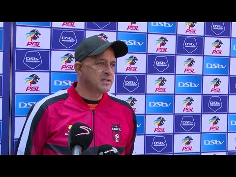 DStv Premiership | 2021/22 Season Launch Coaches