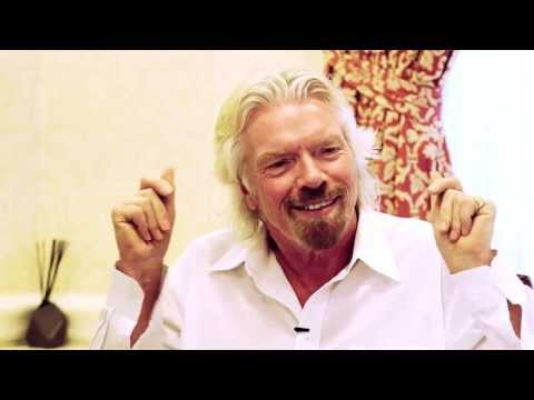 Exclusive: Sir Richard Branson on Dyslexia