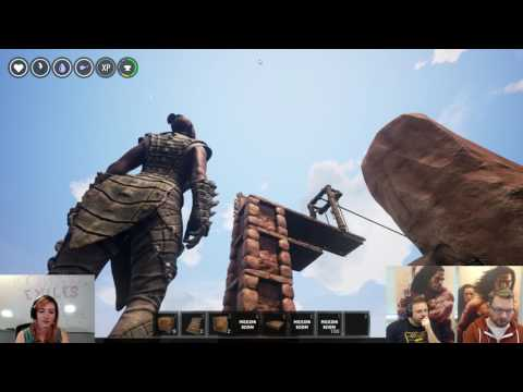 Conan Exiles dev stream - Update 27 preview