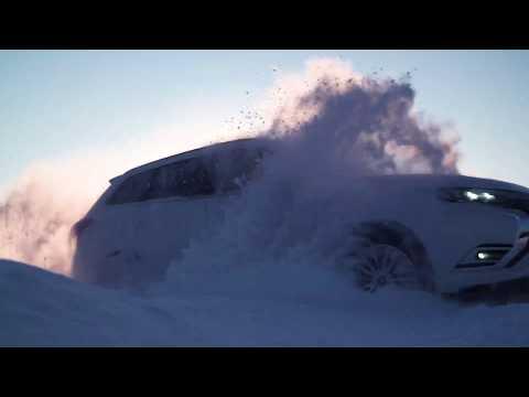 Snöläge (Snow Mode) - Outlander Plug-in Hybrid Teknologi (Eng)