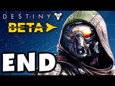 Destiny Beta - Gameplay Walkthrough Part 5 - Level 6 Strike (Ending) (PS4) - ZackScottGames  - Hpxl6R8wscQ -