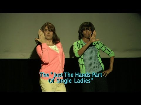 Evolution Of Mom Dancing (w/ Jimmy Fallon & Michelle Obama) (Late Night with Jimmy Fallon)